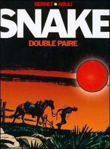 O cowboy Snake também deve ter suas histórias interrompidas, por conta do fim da parceria Abuli-Bernet