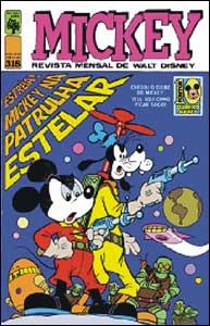 Mickey na Patrulha Estelar
