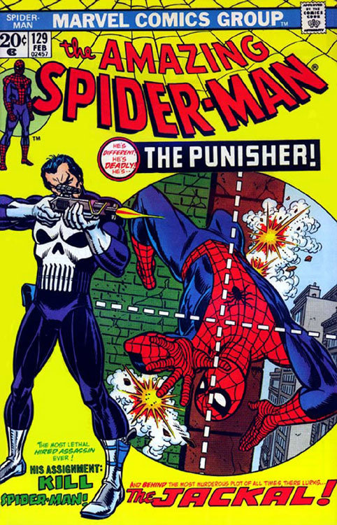 The Amazing Spider-Man # 129