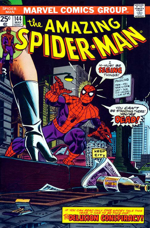 The Amazing Spider-Man # 144