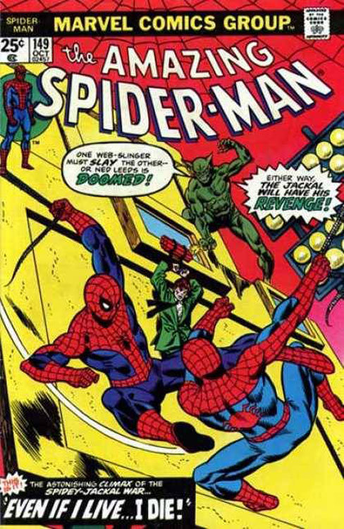 The Amazing Spider-Man # 149