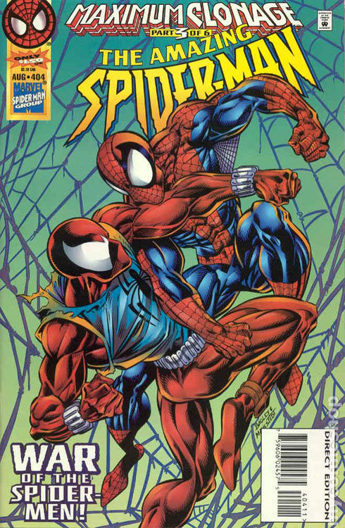 The Amazing Spider-Man # 404