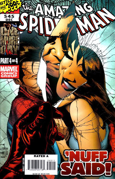 The Amazing Spider-Man # 545