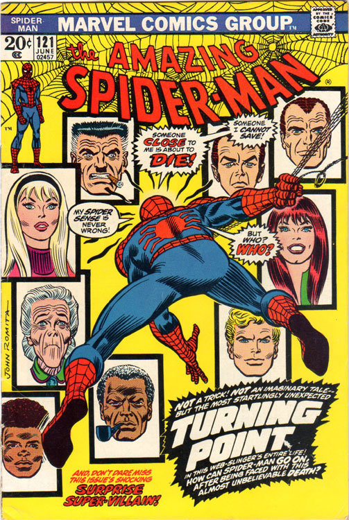The Amazing Spider-Man # 121