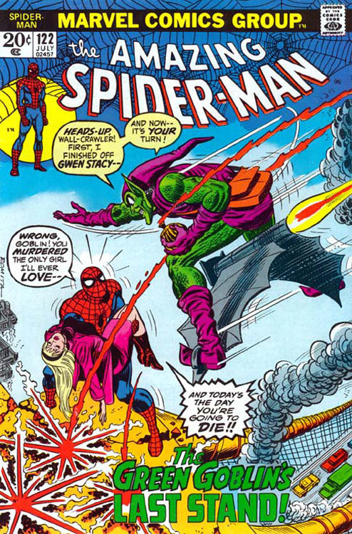 The Amazing Spider-Man # 122