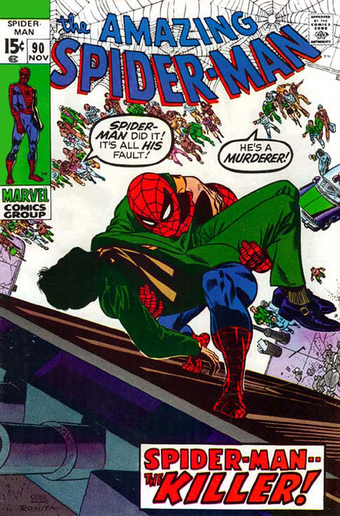 The Amazing Spider-Man # 90