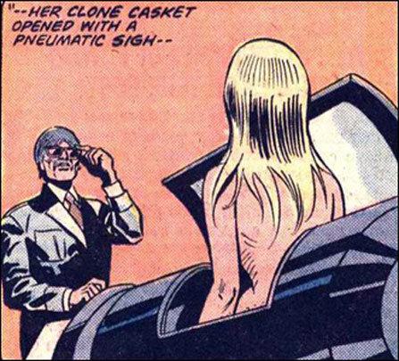Primeiro clone de Gwen Stacy