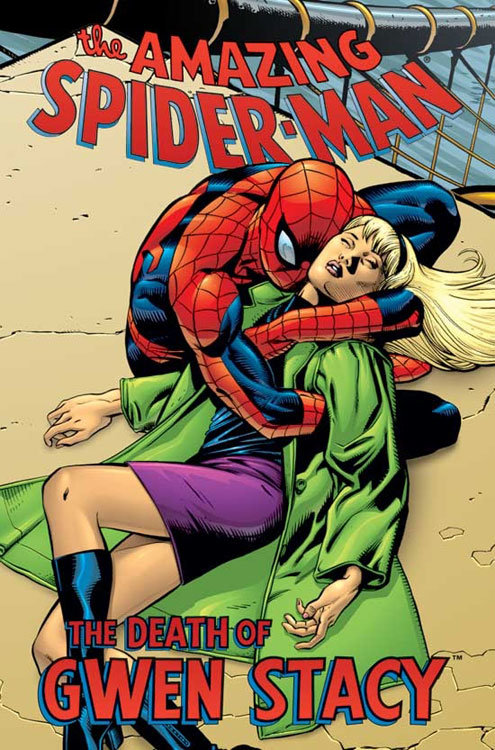A Morte de Gwen Stacy