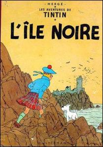 Les Aventures de Tintin - L'ile Noire