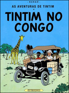 As Aventuras de Tintim - Tintim no Congo