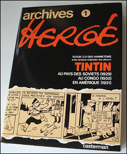 Hergé Archives