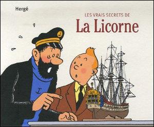 Tintin - Le Licorne
