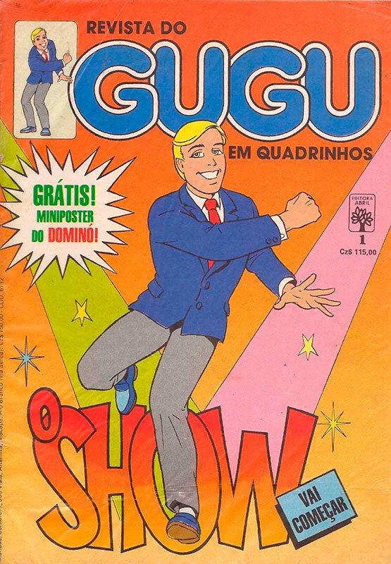 Revista do Gugu em Quadrinhos # 1