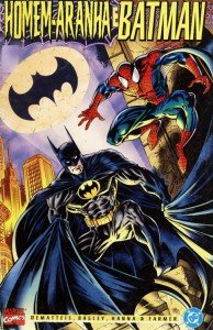 Homem-Aranha e Batman