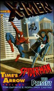 X-Men & Spider-Man - Time's Arrow