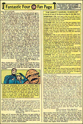 Fantastic Four Fan Page