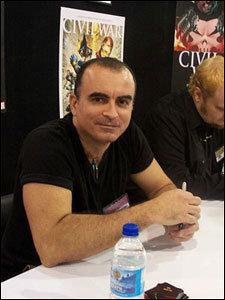 Mike Deodato Jr