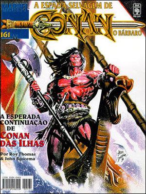 A Espada Selvagem de Conan # 161