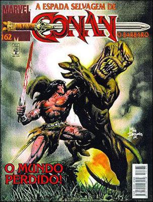 A Espada Selvagem de Conan # 162