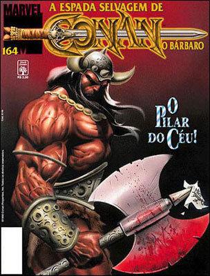 A Espada Selvagem de Conan # 164