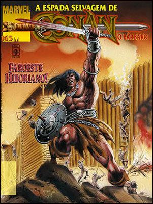A Espada Selvagem de Conan # 165