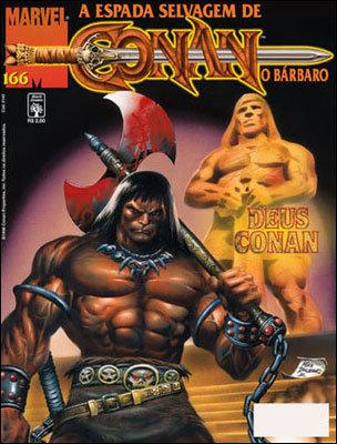 A Espada Selvagem de Conan # 166
