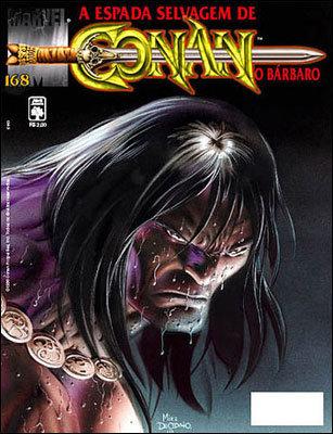 A Espada Selvagem de Conan # 168