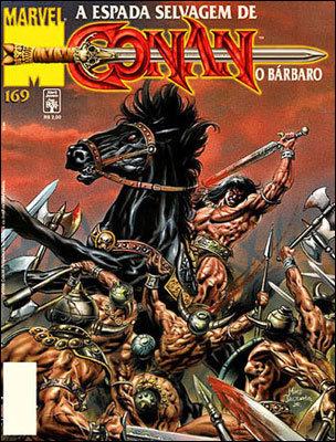A Espada Selvagem de Conan # 169