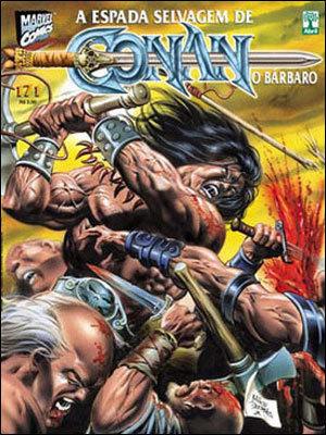A Espada Selvagem de Conan # 171