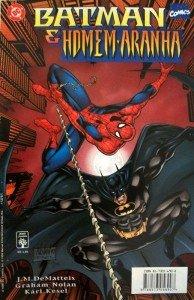 Batman & Homem-Aranha