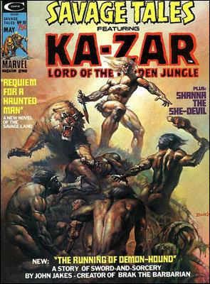 Ka-Zar