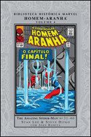 Biblioteca Histórica Marvel - Homem-Aranha - Volume 4