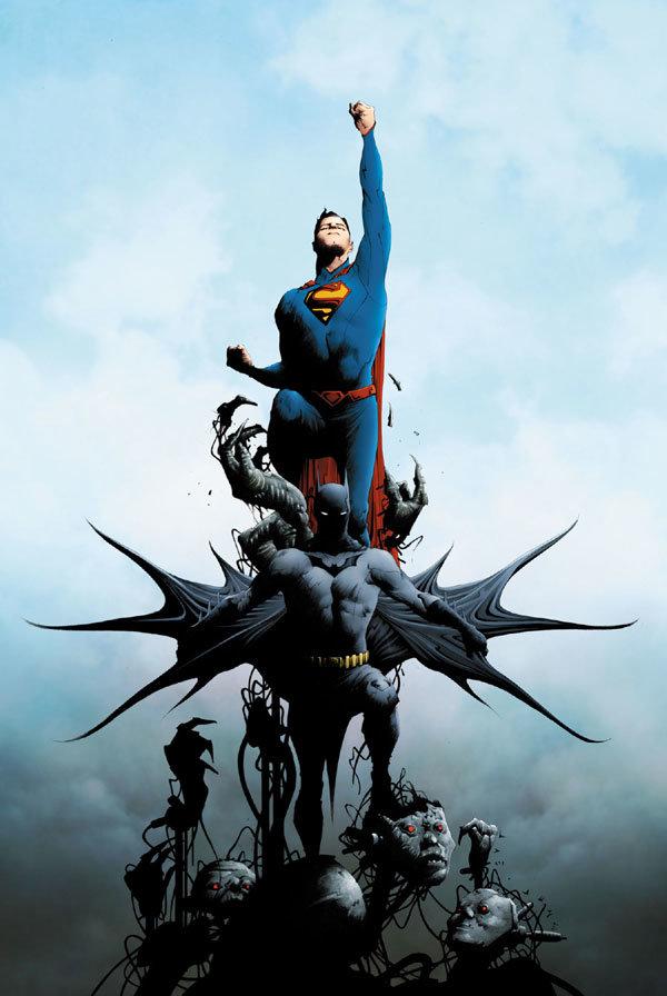 Batman / Superman # 1