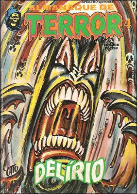 Almanaque de Terror # 4