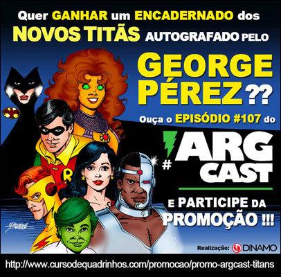 Promoção ArgCast