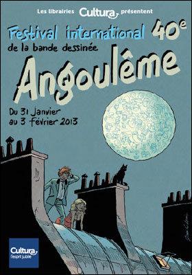 40º Festival de Angoulême