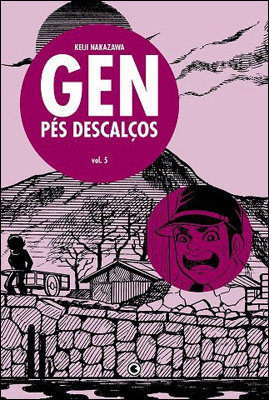 Gen - Pés Descalços - Volume 5