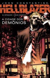 John Constantine - Hellblazer - A Cidade dos Demônios