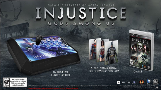 Injustice - Gods Among Us