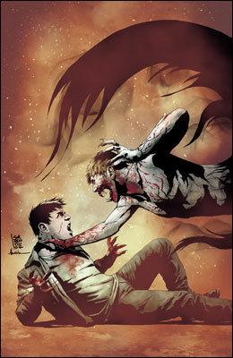 I, Vampire # 19