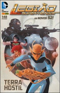 Legião dos Super-Heróis – Os Novos 52