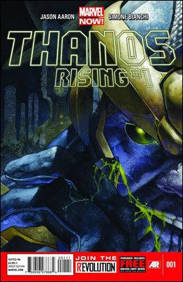 Thanos Rising # 1