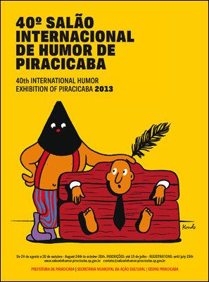 40º Salão Internacional de Humor de Piracicaba