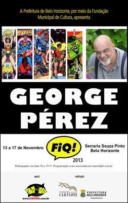 George Pérez no FIQ