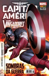 Capitão América & os Vingadores Secretos # 16
