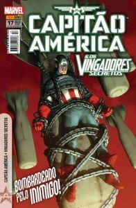 Capitão América & os Vingadores Secretos # 17