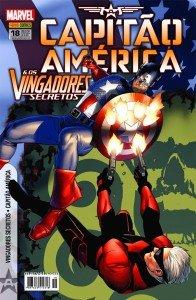 Capitão América & os Vingadores Secretos # 18