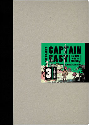 Roy Crane's Captain Easy - The Complete Sunday Newspaper Strips, vol. 3