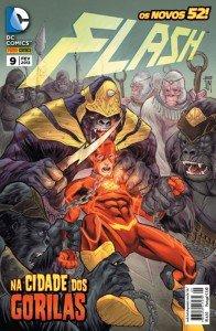 Flash # 9 - Novos 52