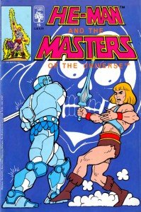 He-Man and The Masters of The Universe # 15